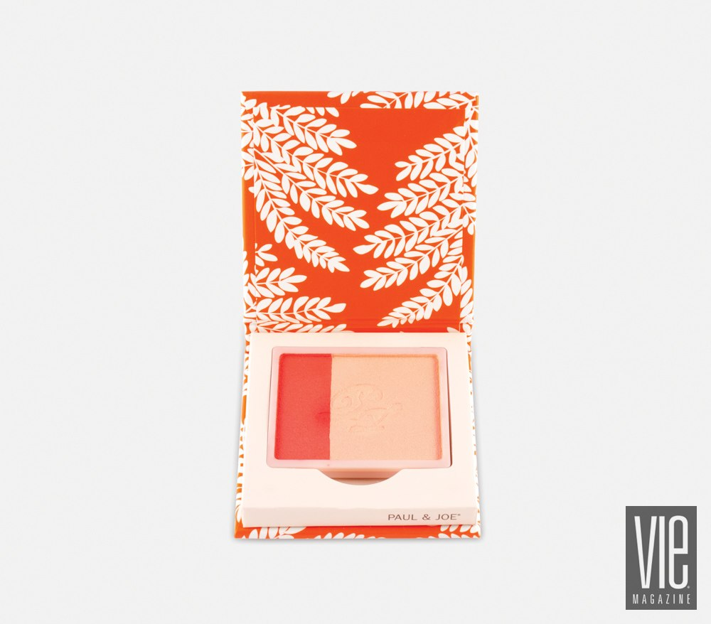 blush beauty products from Paul and Joe Beaute