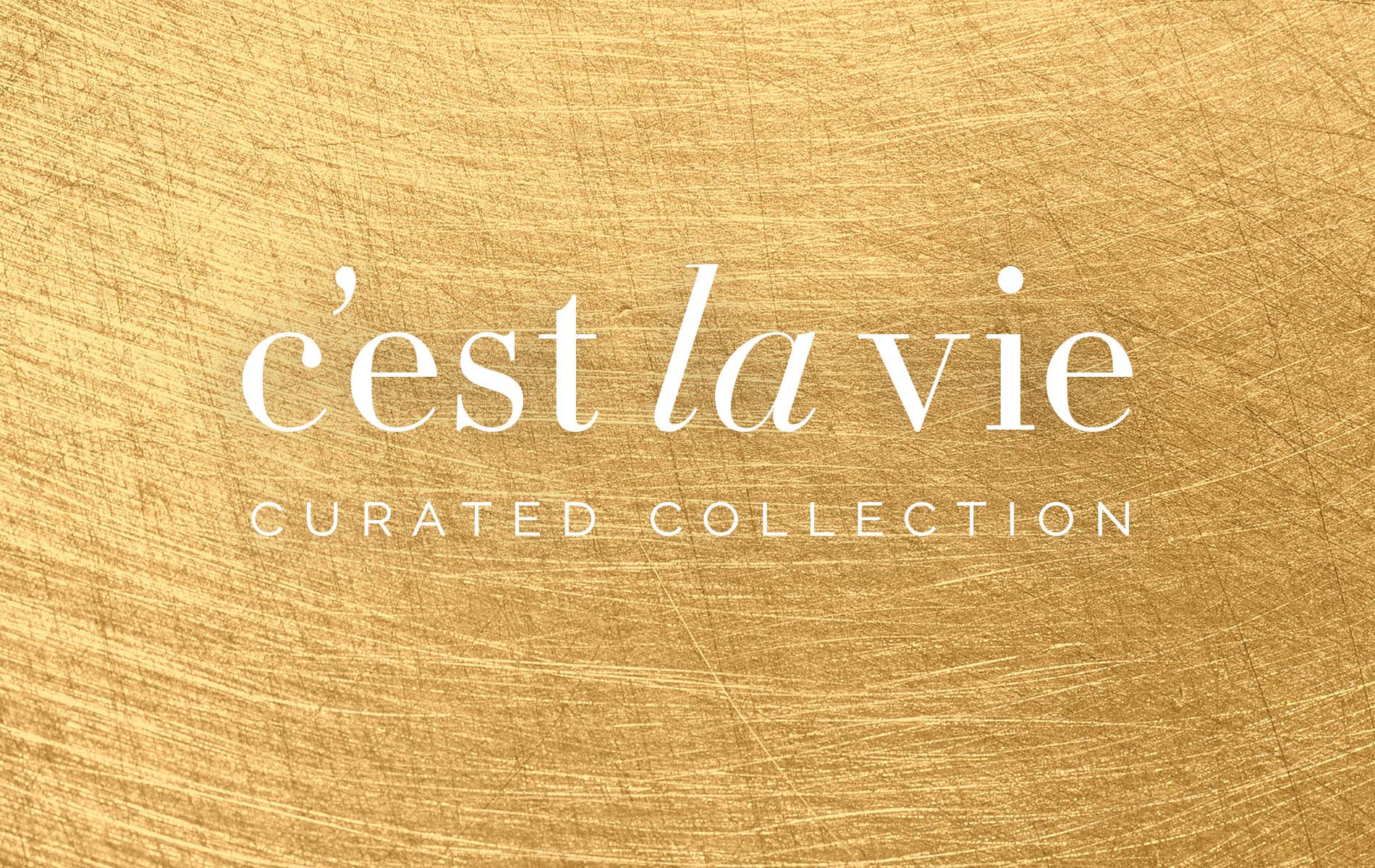 C'est la VIE curated collections
