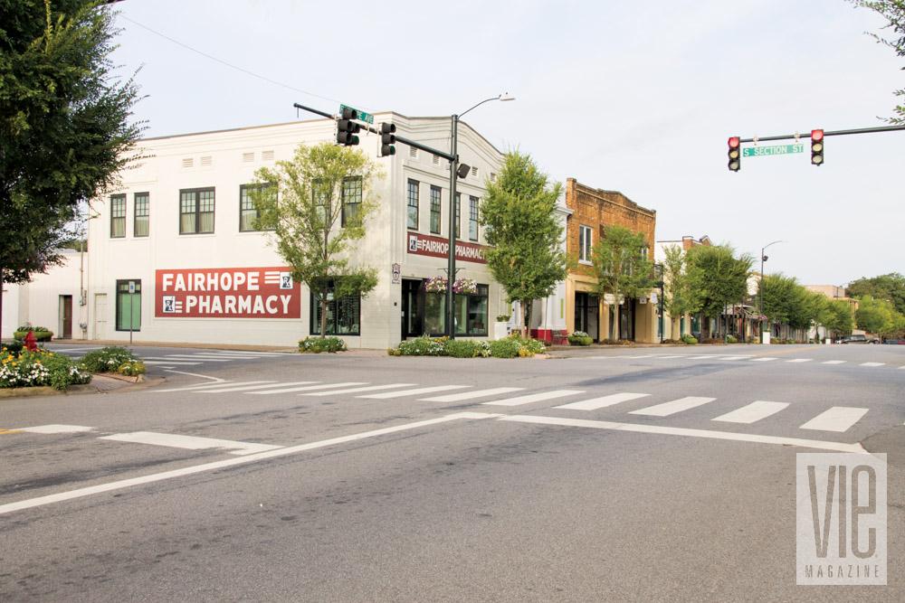 Fairhope Pharmacy Fairhope, Alabama street view