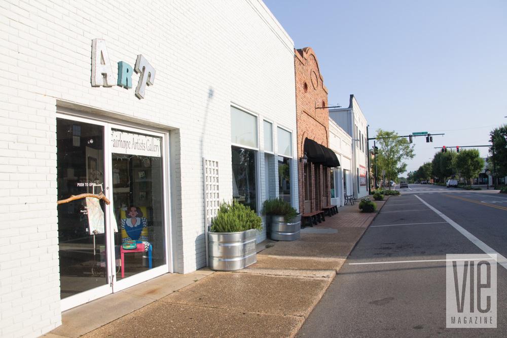 Art Shop in Fairhope, Alabama
