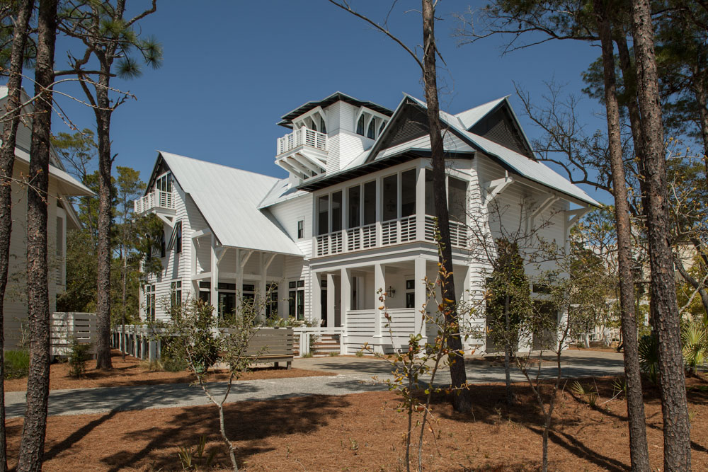 Large Gulf Coast home