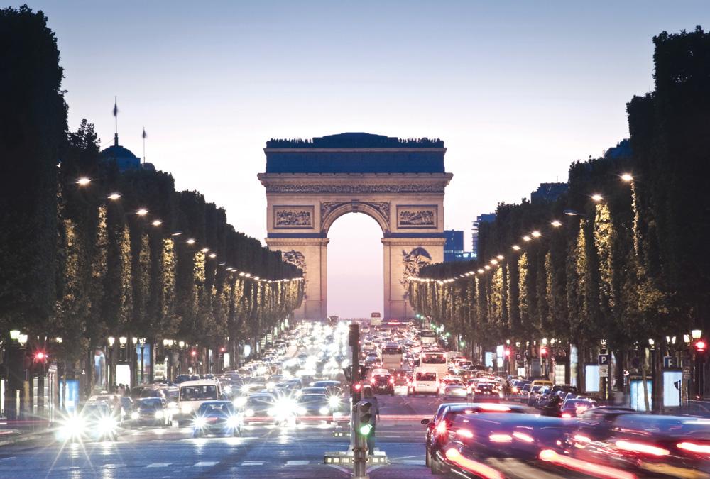 VIE Magazine Playing Paris by Ear