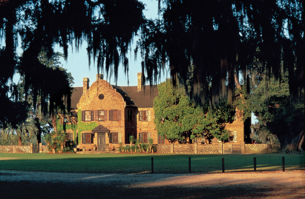 House on the Middleton Plantation grounds