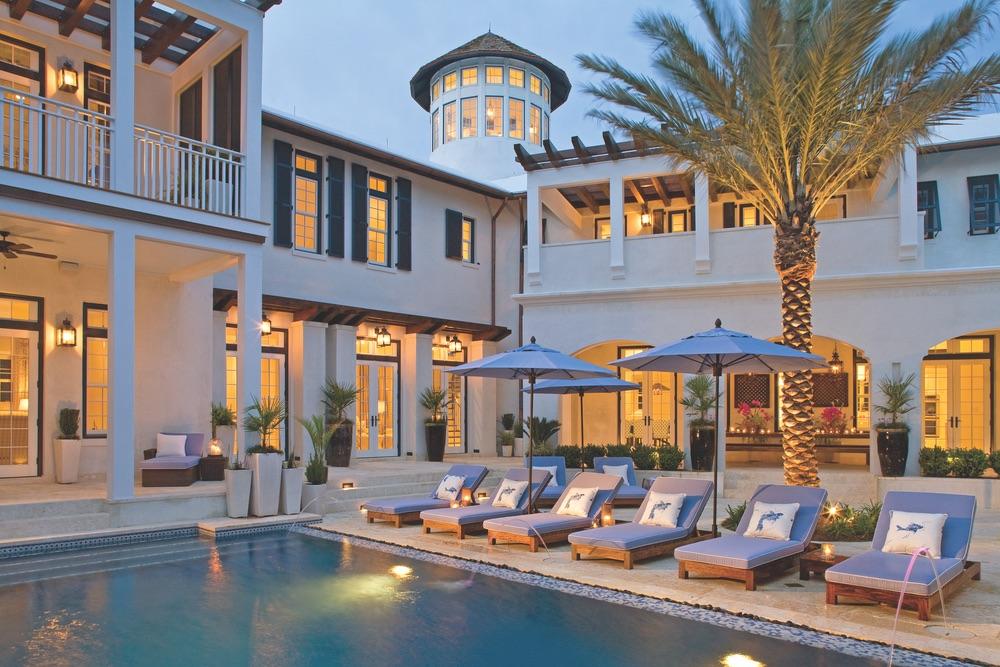 Aspri Villa A Taste of the Mediterranean in Alys Beach Jack Gardner