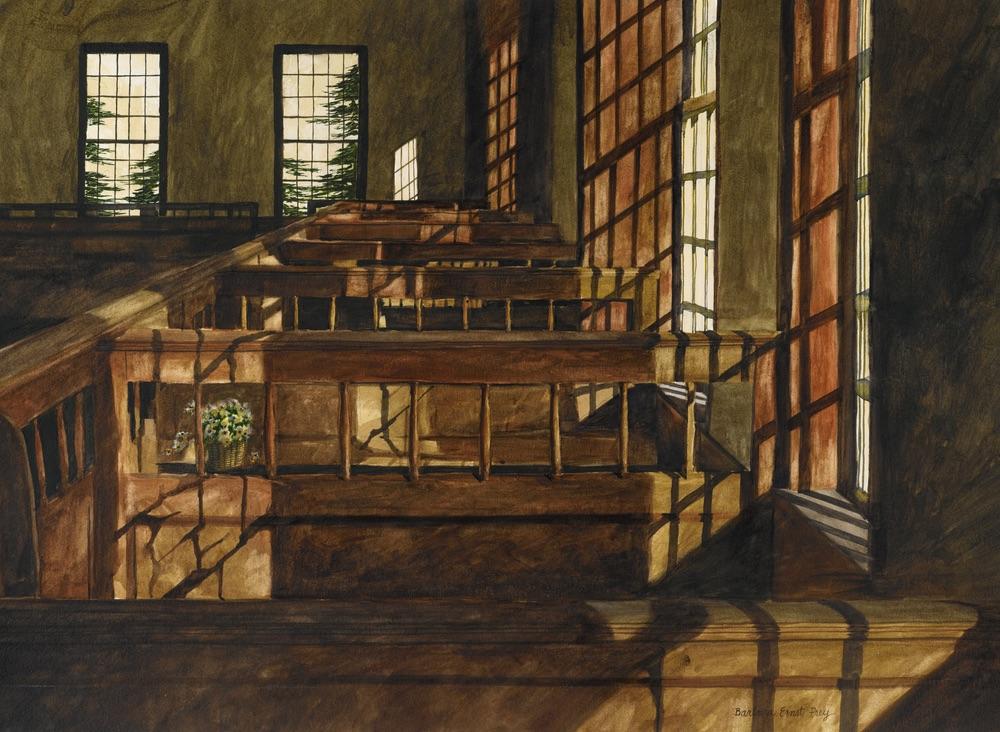 VIE Magazine An American Masterpiece Barbara Ernst Prey