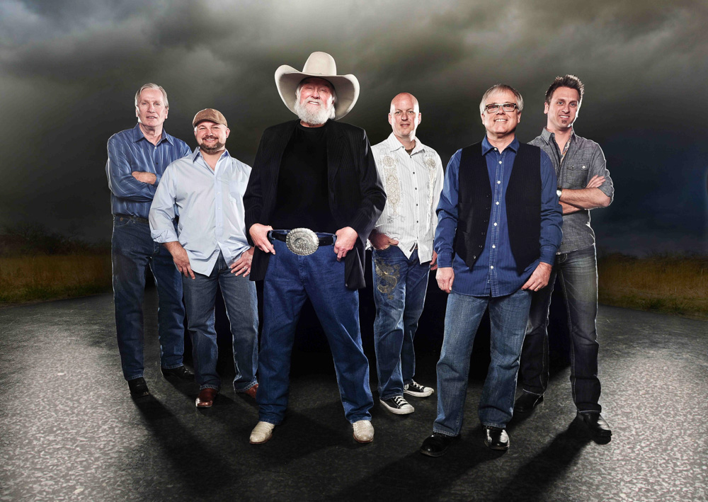 Charlie Daniels Band VIE Magazine Pepsi Gulf Coast Jam Rock Panama City Beach