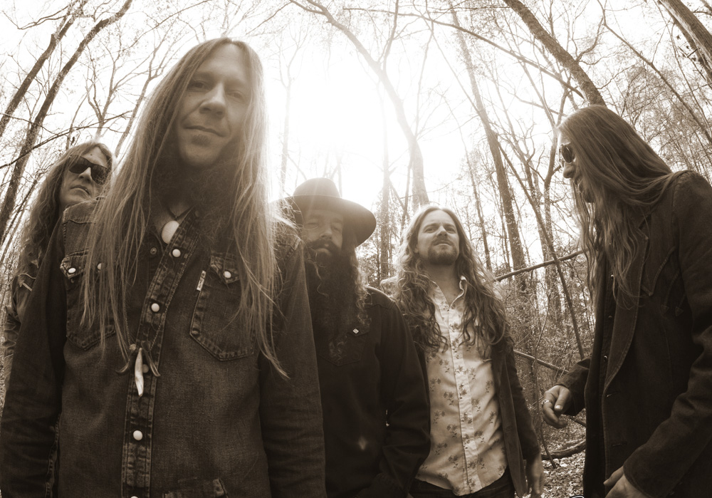 Blackberry Smoke VIE Magazine Pepsi Gulf Coast Jam Rock Panama City Beach
