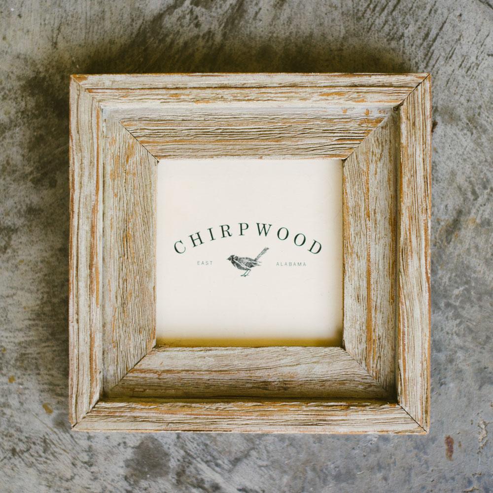Chirpwood frame