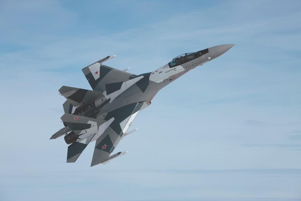 Sukhoi Su-35 fighter