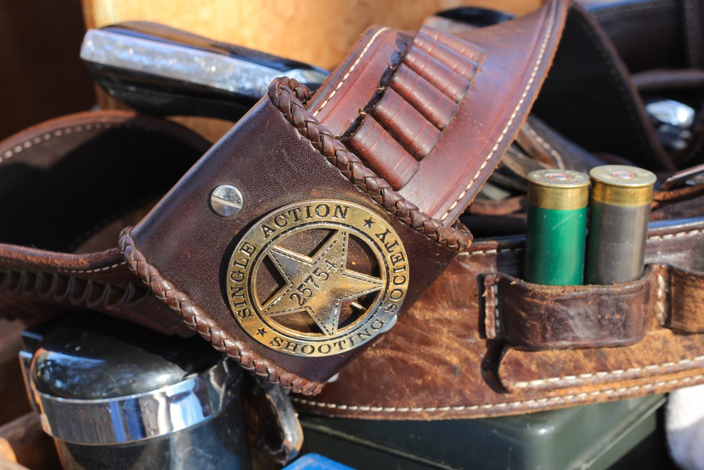 The Single Action Shooting Society has club affiliates worldwide and holds many competitions for cowboy action shooting each year.