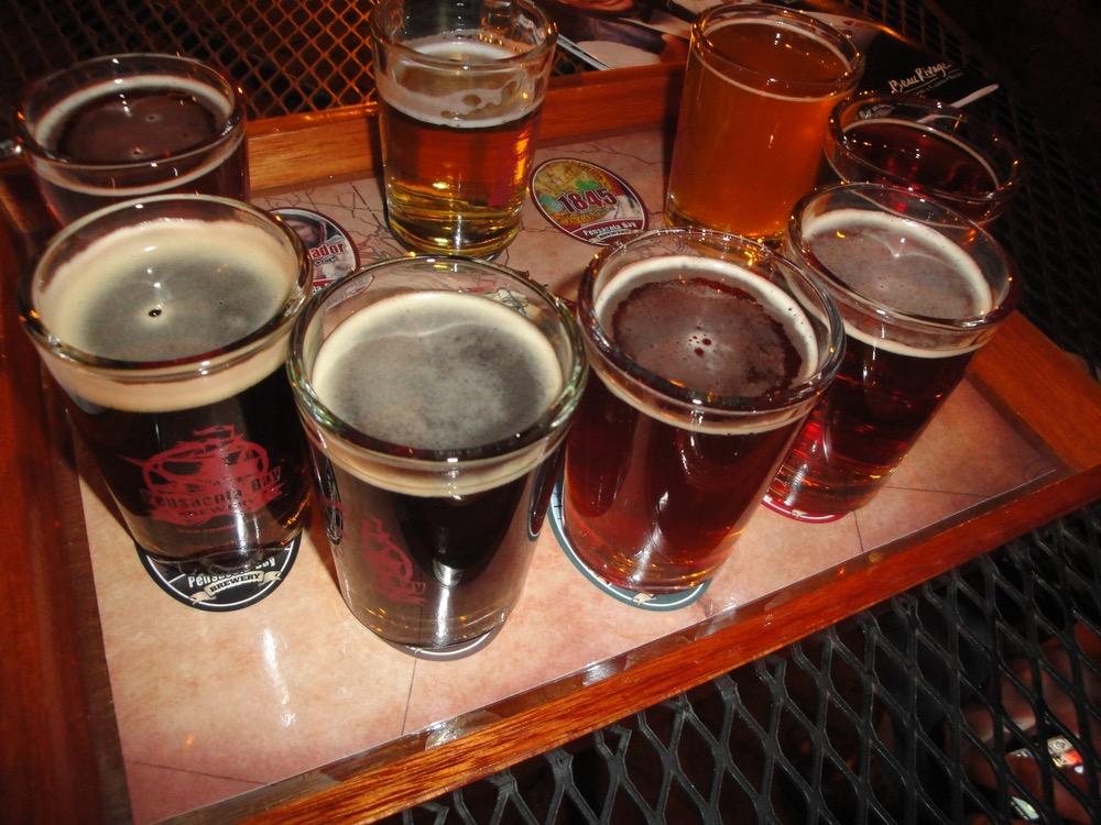 PBB's beersampler