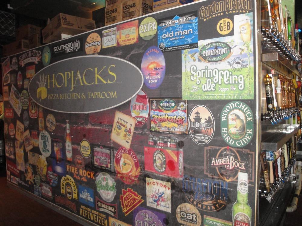 A sneak-peek of Hopjacks' 112crafts on tap