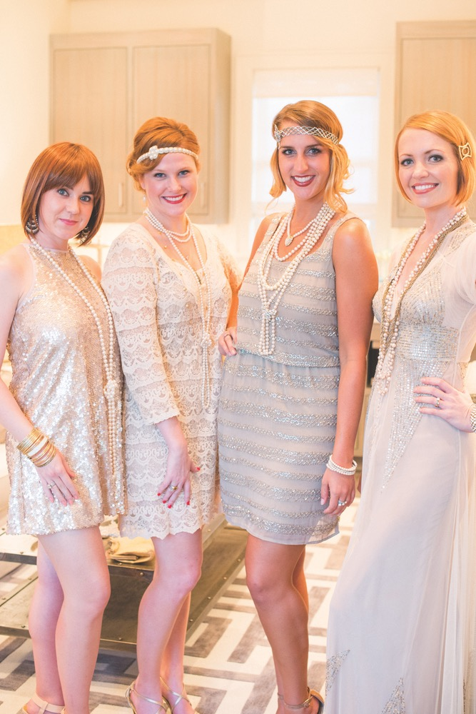 VIE Magazine Maison de Vie home, The Great Gatsby inspired Summer Soirée
