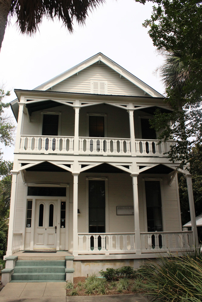 The Gray House, considered one of Pensacola's most haunted houses