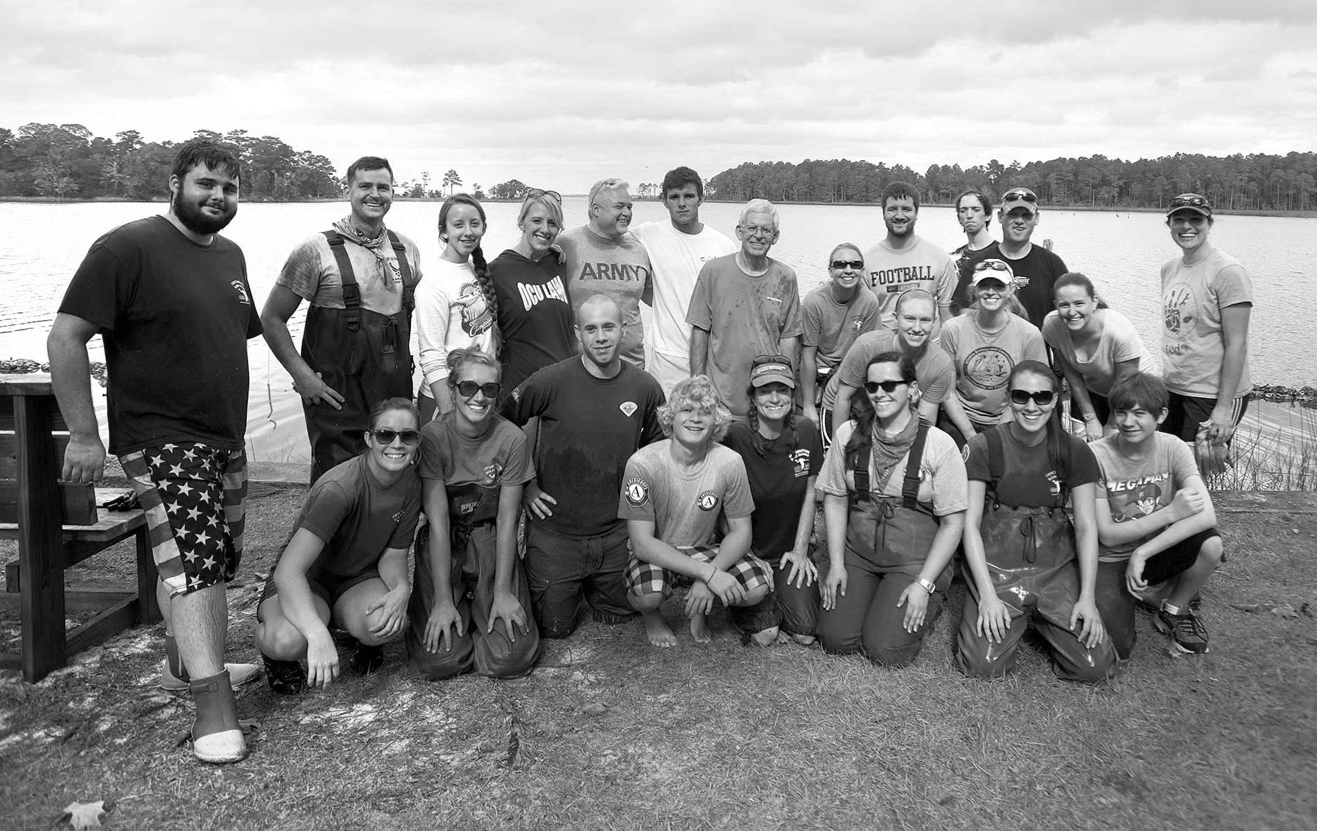The Choctawhatchee Basin Alliance, a 2015 grant finalist