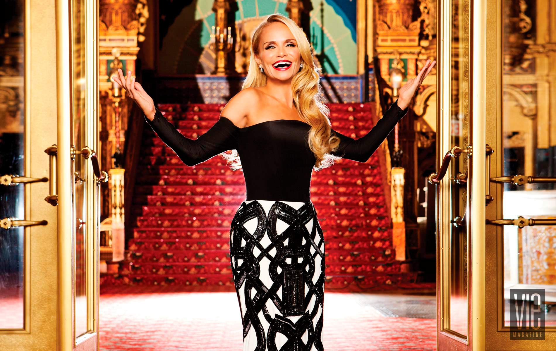 Kristin Chenoweth, United Palace Theatre in New York City