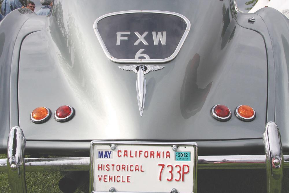 """Bentley 4 1/4-Litre """"Embiricos"""" Pourtout Coupé (1938)"""