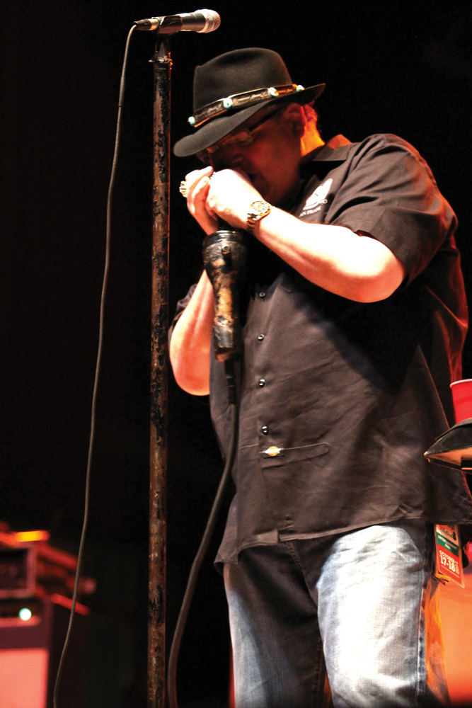 Blues Traveler at Panama City Beach, Florida, Seafood and Music Festival 2014