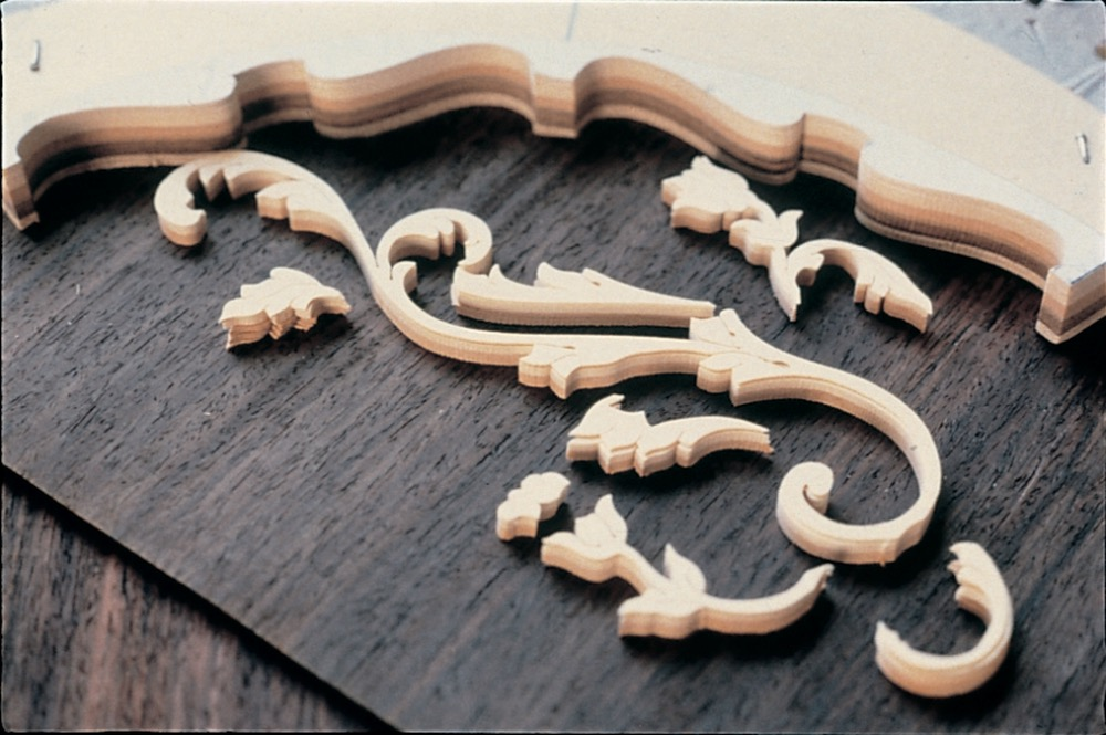 Selva handmade wood crafting