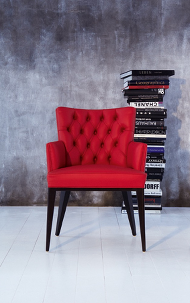 Selva Red Chair