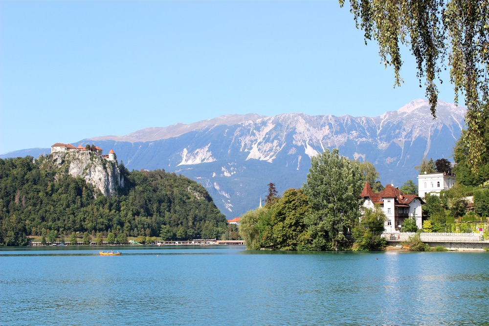 VIE Magazine Trek to Slovenia highest summit alpine lakes mountains