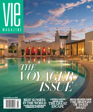 VIE Magazine's Voyager Issue Jan 2016