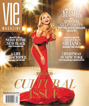 VIE Magazine's Cultural Issue Nov 2015