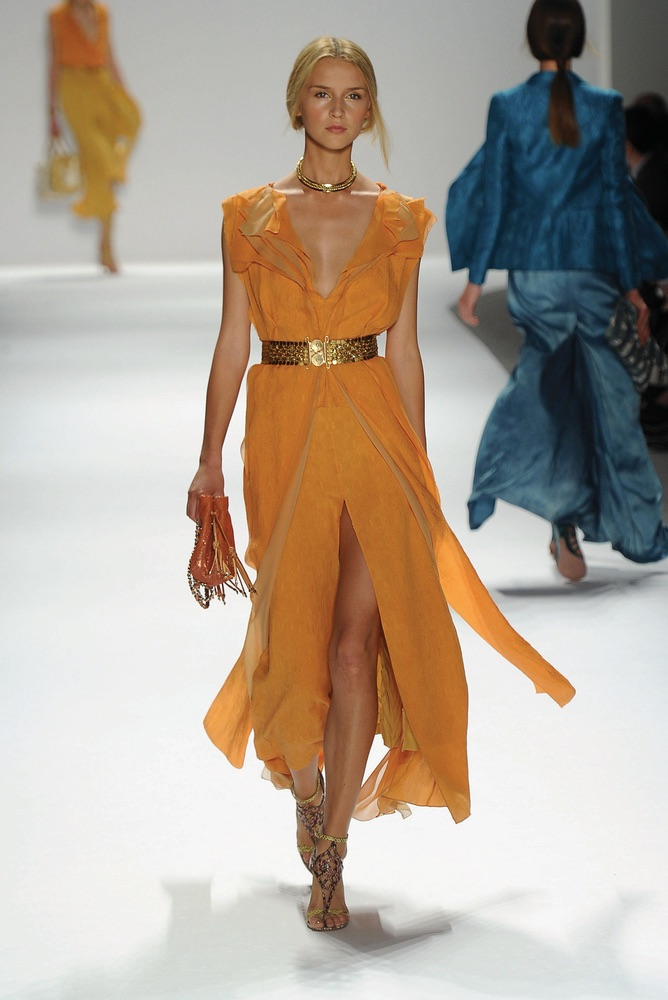 Elie Tahari - Runway - Spring 2012 Mercedes-Benz Fashion Week