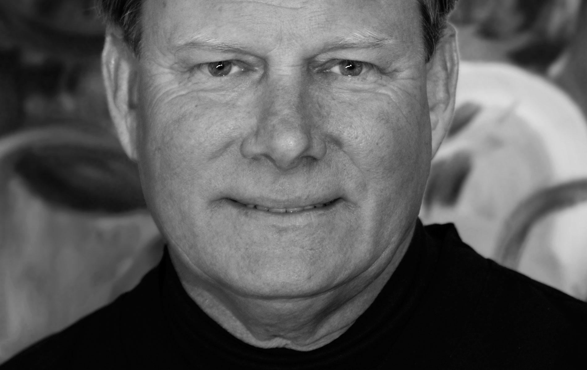 Ken Hair, Executive Director of Children in Crisis