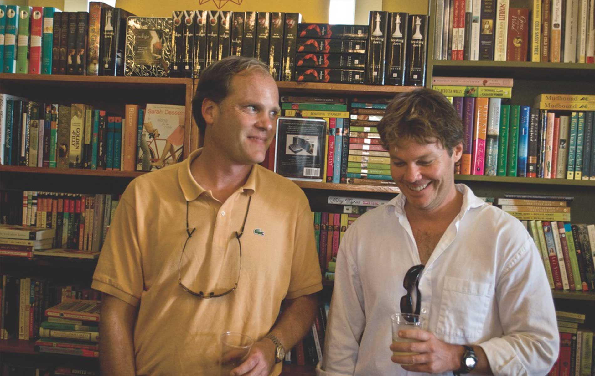 seaside writers conference florida david magee scott morris authors sundog books