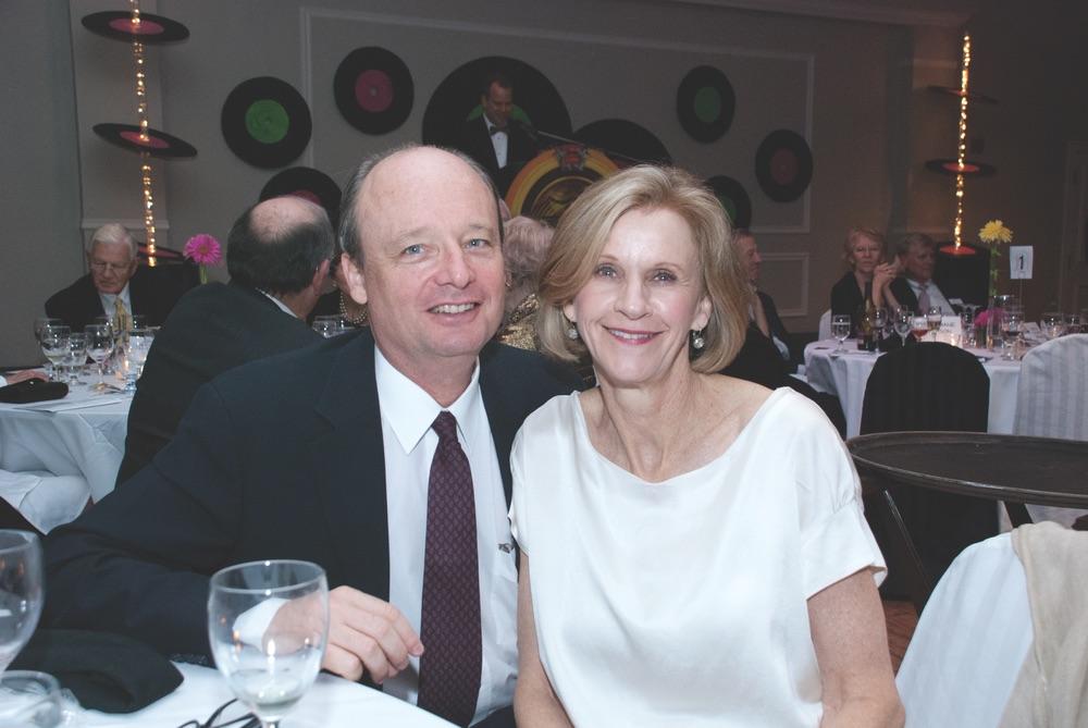 VIE Magazine, Pensacola Opera's Jukebox Gala, Dr. Ruth Orth and husband, Rick Harper