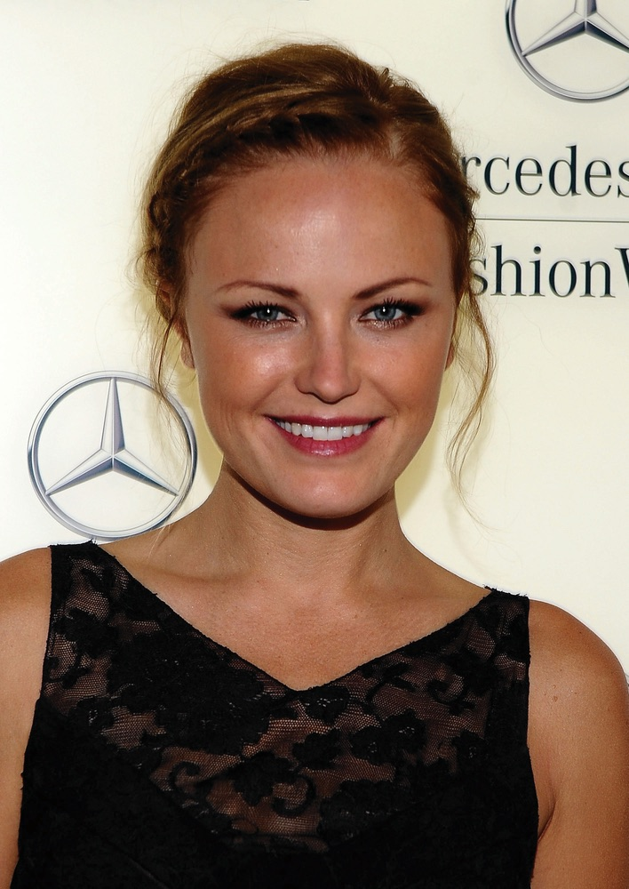 Mercedes-Benz Fashion Week Spring 2012 - Official Coverage - People and Atmosphere Day 2, Malin Akerman