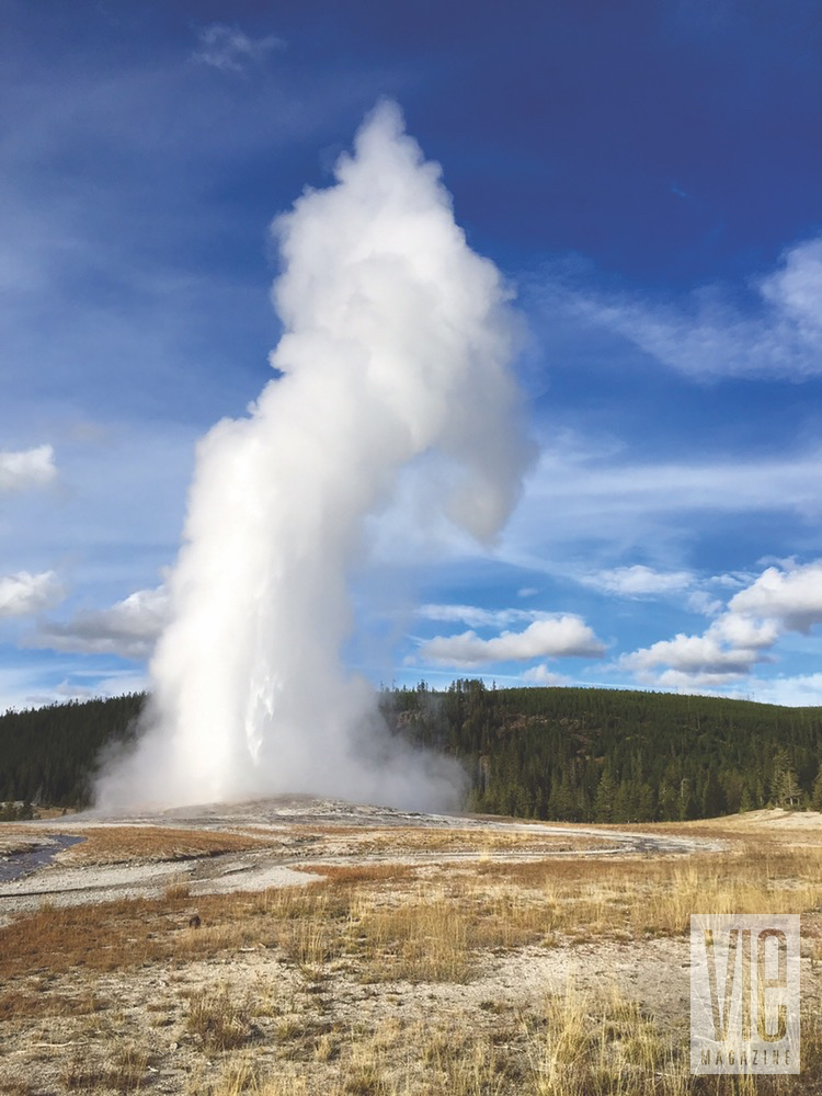 old faithful yellowstone national park vie magazine