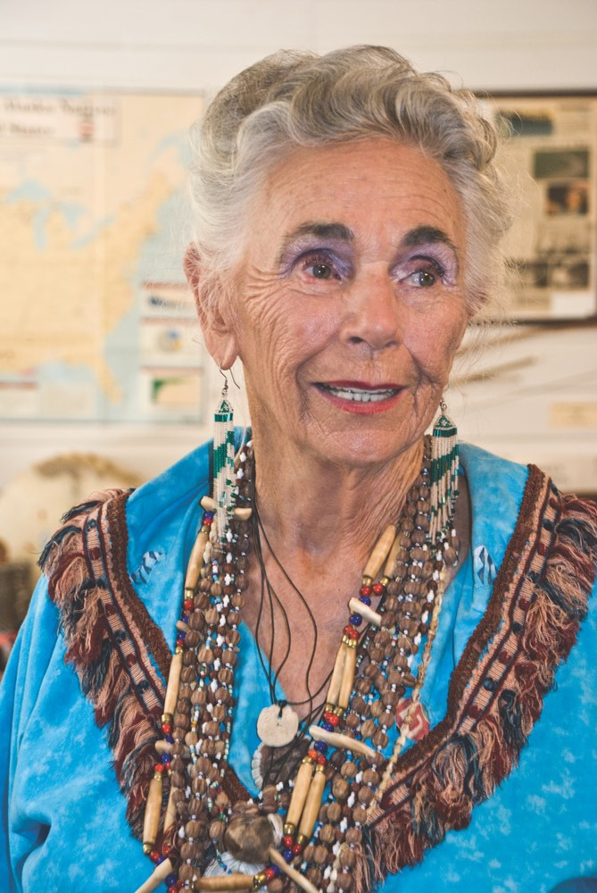 Margie Gatti muscogee nation vie magazine preserving history to create a future