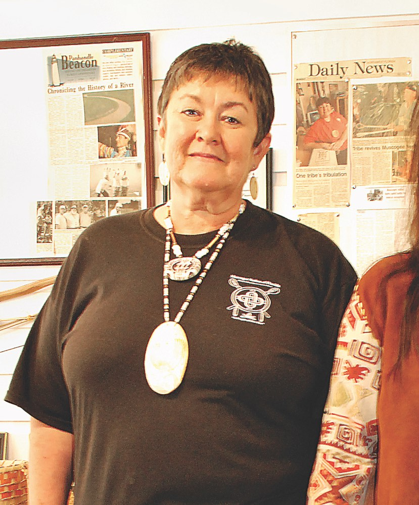 Ann Tucker vie magazine muscogee nation preserving history to create a future chippewa indians