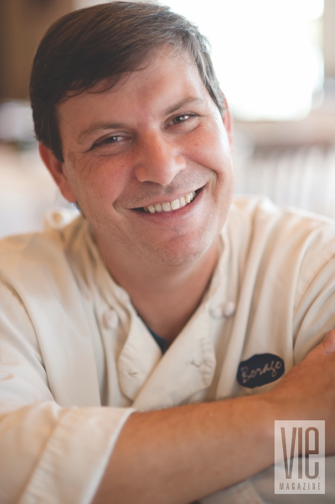 Chef Michael Dragon Flashes A Friendly Smile In His Profile Picture