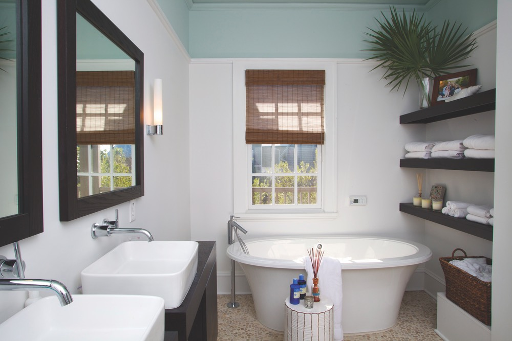 tracery interiors personal pursuits paige sumblin schnell interior designer bathroom
