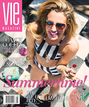 VIE Magazine's Summertime! Issue May/June 2016