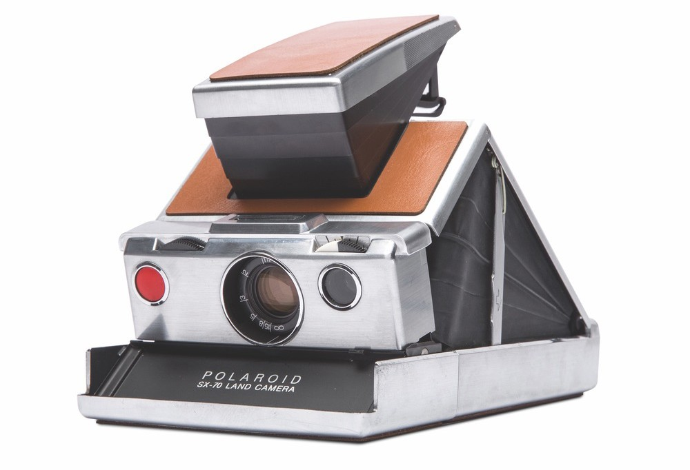 Polaroid SX-70 Original Camera Cest La Vie Summer 2016
