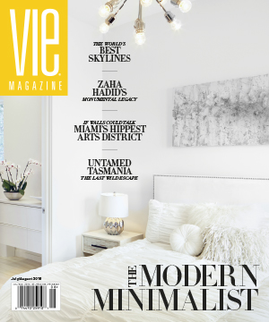 VIE Magazine's Modern Minimalist Issue July/August 2016