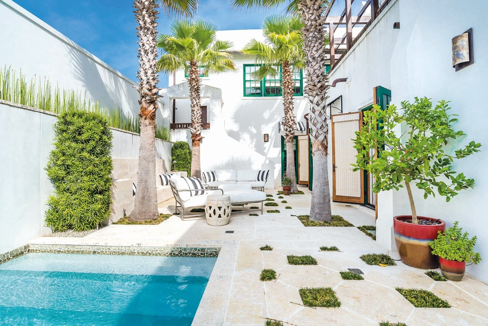 Living the Life of Luxury Erin Oden Alys Beach Home Pool