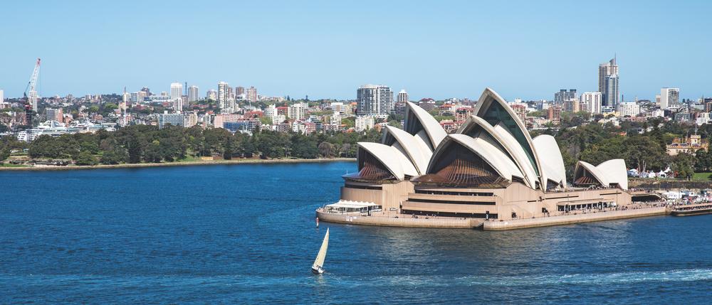 Sydney Opera House Sydney, Australia Architecture Hometown