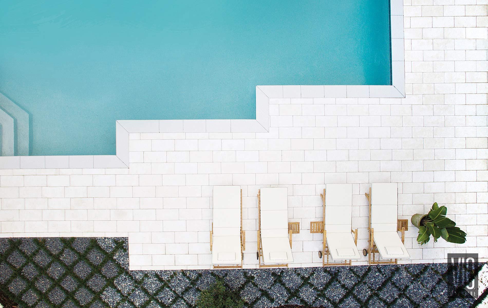 Modern Minimalist Ragsdale home pool