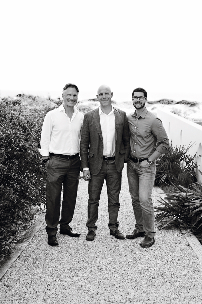 Chris Abbott Blake Morar and Jonathan Spears Scenic Sothebys International Realty