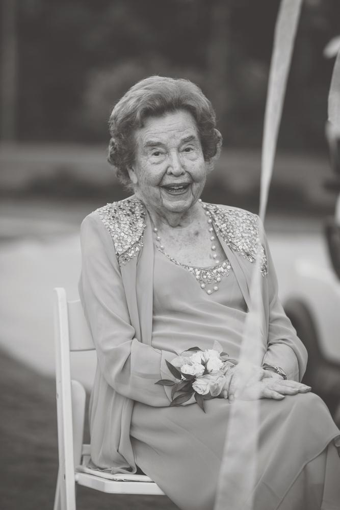 vie magazine lauren mcgill wedding grandmother