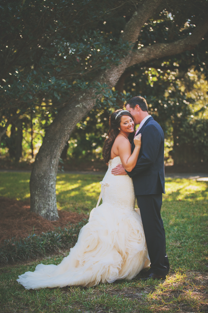 vie magazine lauren mcgill wedding bride and groom