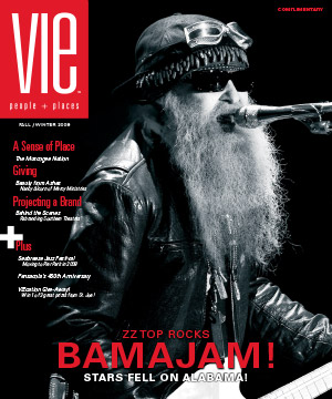 zz top vie magazine fall winter 2008