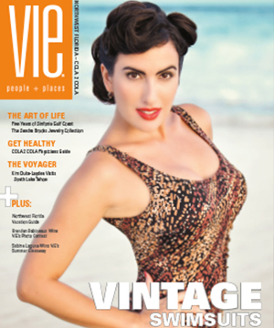vintage swimsuits vie magazine 2010 Fall