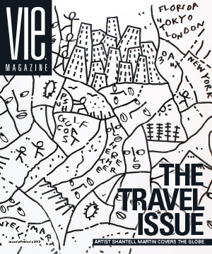the travel issue vie magazine january february 2015