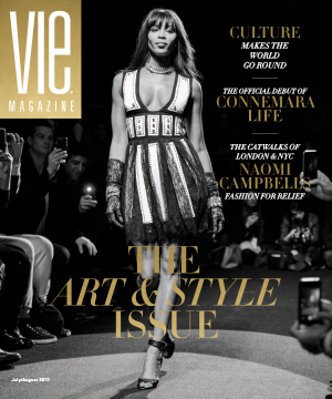 the art and style issue vie magazine july august 2015